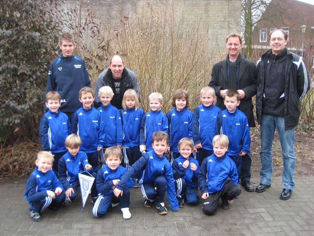 Unsere G1-Junioren 2008/2009